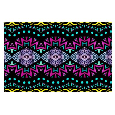 Pom Graphic Design Tribal Dominance Doormat