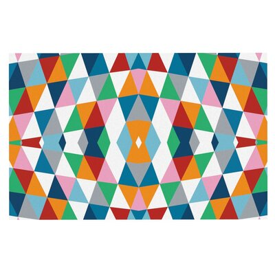 Project M Geometric Doormat