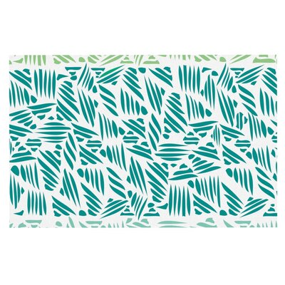 Pom Graphic Design Bamboo Doormat