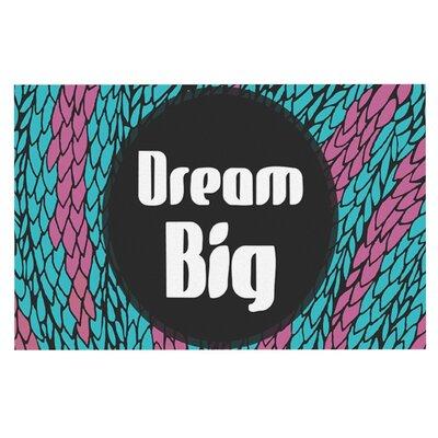 Pom Graphic Design Dream Big Doormat