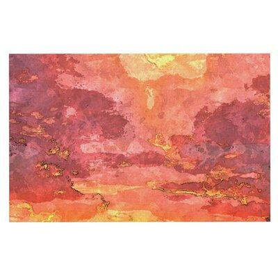 Oriana Cordero Horizon Sky Doormat