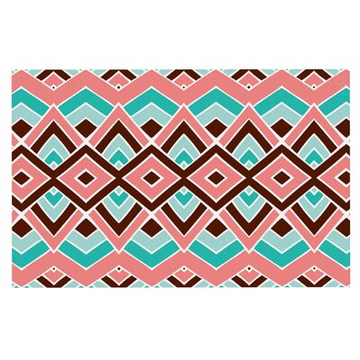 Pom Graphic Design Eclectic Doormat