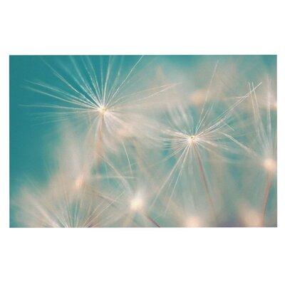 Sylvia Cook Dandelion Seedhead Doormat