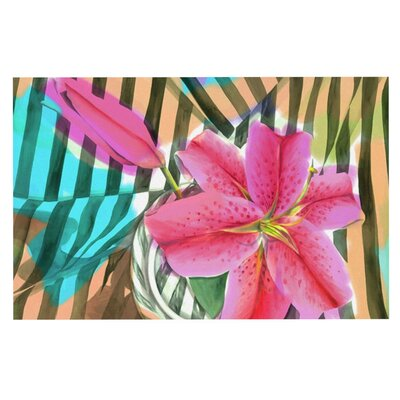 S. Seema Z Lilly N Stripes Doormat