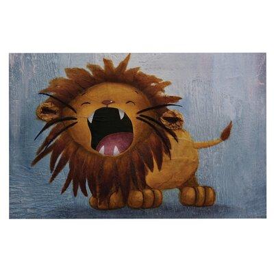 Rachel Kokko Dandy Lion Doormat