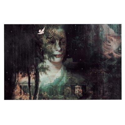 Suzanne Carter Lady Grace Dark Doormat