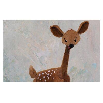 Rachel Kokko Oh Deer Doormat