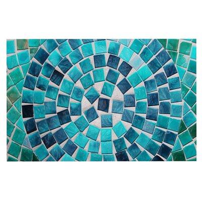 Sylvia Cook Circular Doormat