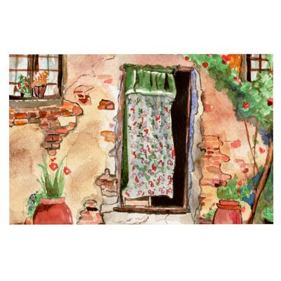 Theresa Giolzetti Tuscan Door Doormat