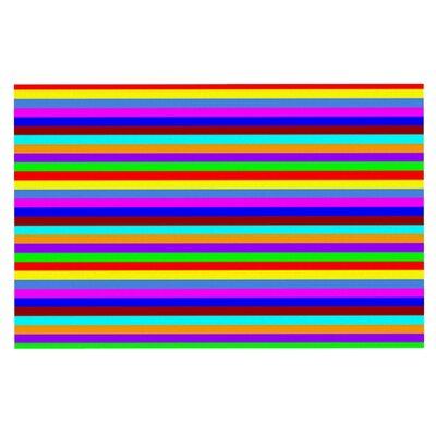 Trebam Bombon Rainbow Stripes Doormat
