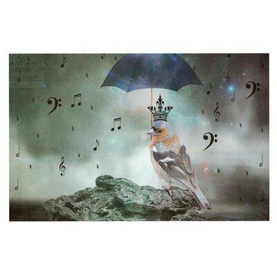 Suzanne Carter Umbrella Bird Doormat