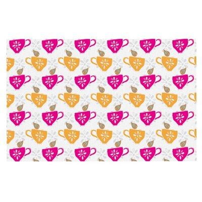 Apple Kaur Tea Birds Doormat
