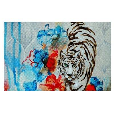 Sonal Nathwani Tiger Doormat