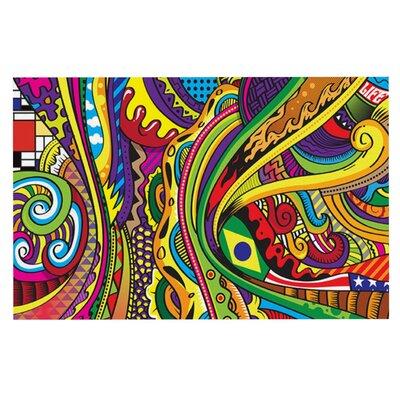 Roberlan Doodle Doormat