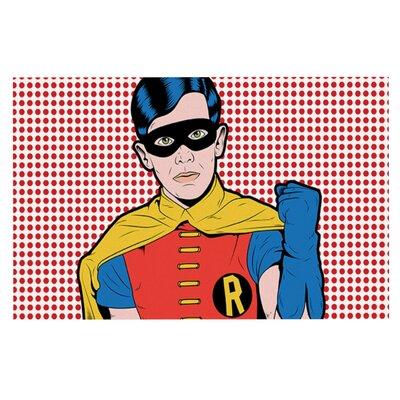 Roberlan The Boy Wonder Pop Robin Doormat