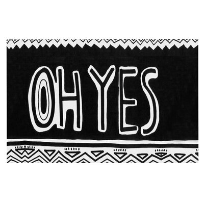 Vasare Nar Oh Yes Doormat