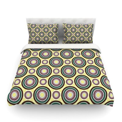 Patio Decor by Mydeas Featherweight Duvet Cover Size: King/California King, Fabric: Cotton