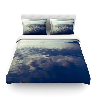 Cloud Atlas by Ann Barnes Featherweight Duvet Cover Size: King/California King, Fabric: Lightweight Polyester