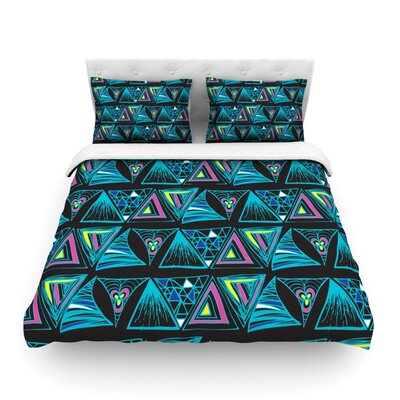 Its Complicated by Anneline Sophia Featherweight Duvet Cover Size: Twin, Fabric: Woven Polyester