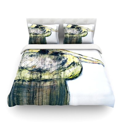 Oldtimer by Josh Serafin Featherweight Duvet Cover Size: Twin, Fabric: Woven Polyester