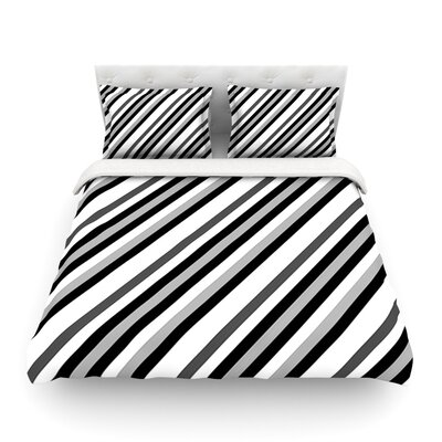 Kos by Trebam Woven Duvet Cover Size: Queen