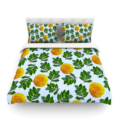 More Marigold by Sreetama Ray Featherweight Duvet Cover SR1025ACD01
