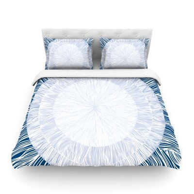 Pulp by Anchobee Featherweight Duvet Cover Size: King/California King, Fabric: Cotton