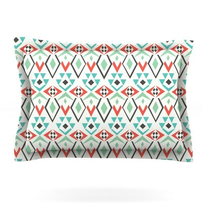 Tribal Marrakech by Pom Graphic Design Pillow Sham Size: Queen, Fabric: Cotton
