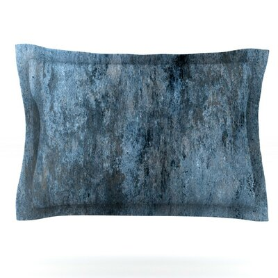 Familiar by CarolLynn Tice Featherweight Pillow Sham Size: King, Fabric: Cotton