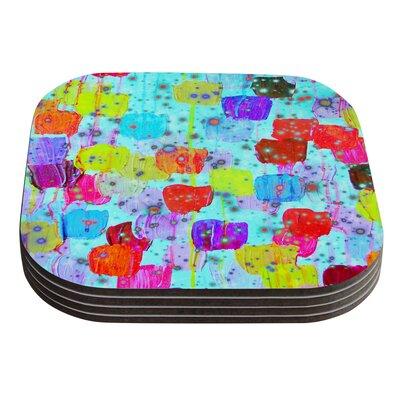 Speckle Me Dotty by Ebi Emporium Coaster