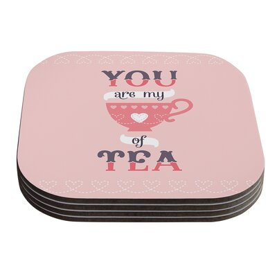 My Cup of Tea Daisy Beatrice Coaster DB1003ACR01