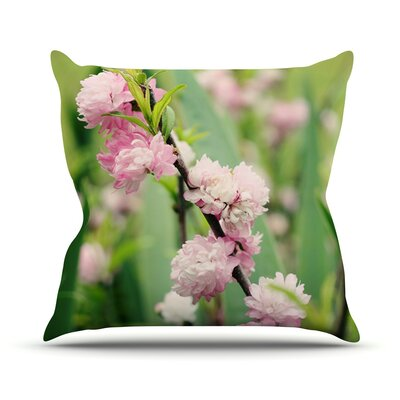 The Best Things in Life Are by Beth Engel Throw Pillow Size: 26 H x 26 W x 1 D