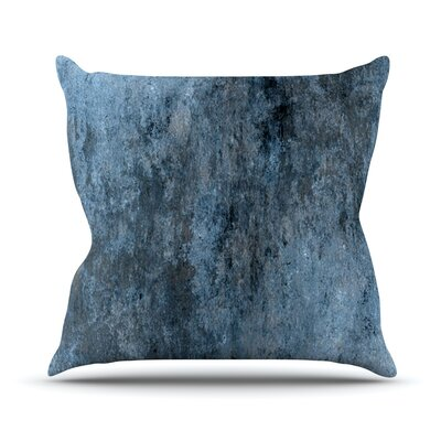 Familiar by CarolLynn Tice Throw Pillow Size: 18 H x 18 W