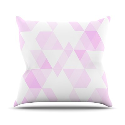 Aspire by CarolLynn Tice Geometric Throw Pillow Size: 18 H x 18 W x 1 D