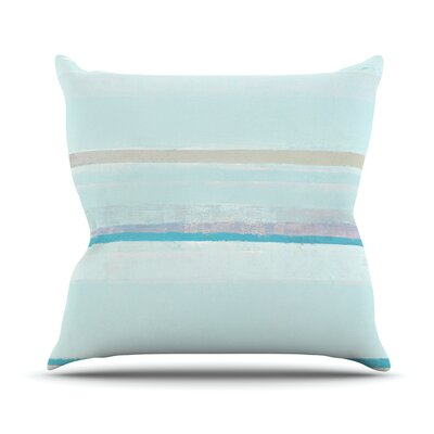 Cost by CarolLynn Tice Throw Pillow Size: 16 H x 16 W x 1 D