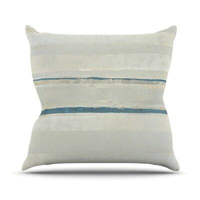 Input by CarolLynn Tice Light Throw Pillow Size: 18 H x 18 W x 1 D