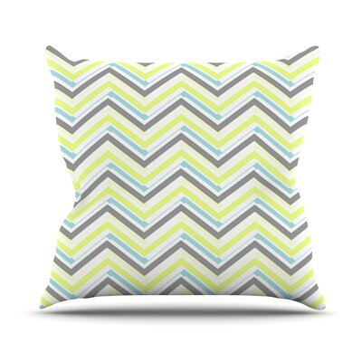 Ideal by CarolLynn Tice Throw Pillow Size: 26 H x 26 W x 1 D