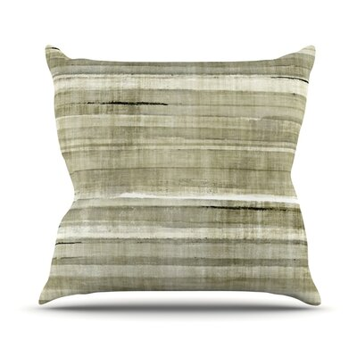 Simplicity by CarolLynn Tice Light Throw Pillow Size: 16 H x 16 W x 1 D