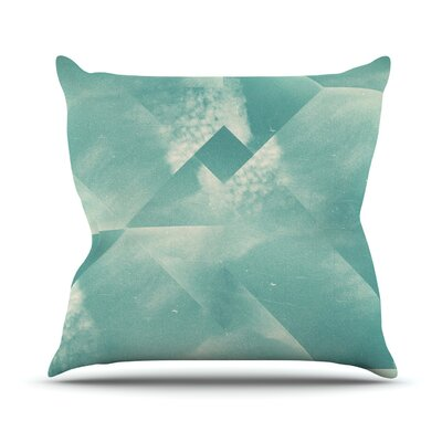 Wild Sky by Danny Ivan Throw Pillow Size: 18 H x 18 W x 1 D
