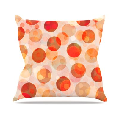 Shepherds Delight by Daisy Beatrice Throw Pillow Size: 16 H x 16 W x 1 D