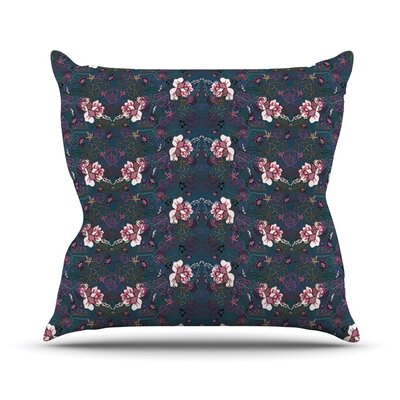 Cool Stitch by DLKG Design Throw Pillow Size: 16 H x 16 W x 1 D