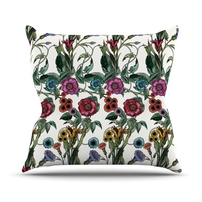 Margaret by DLKG Design Throw Pillow Size: 18 H x 18 W x 1 D