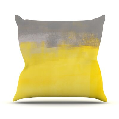 Throw Pillow Size: 18 H x 18 W x 1 D