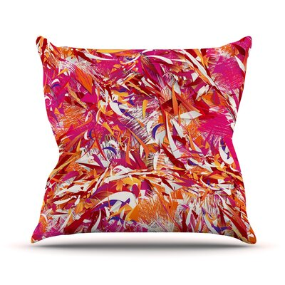 You by Danny Ivan Throw Pillow Size: 20 H x 20 W x 1 D