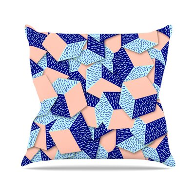 Friend of the Unknown Throw Pillow Size: 18 H x 18 W x 1 D