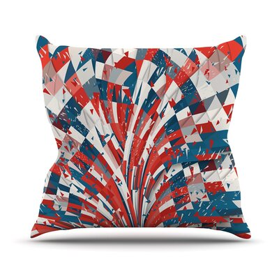 Feel Again by Danny Ivan Throw Pillow Size: 20 H x 20 W x 1 D