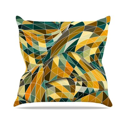 Bring You Back by Danny Ivan Throw Pillow Size: 20 H x 20 W x 1 D