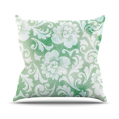 Daydreaming by Heidi Jennings Floral Throw Pillow Size: 26 H x 26 W x 5 D