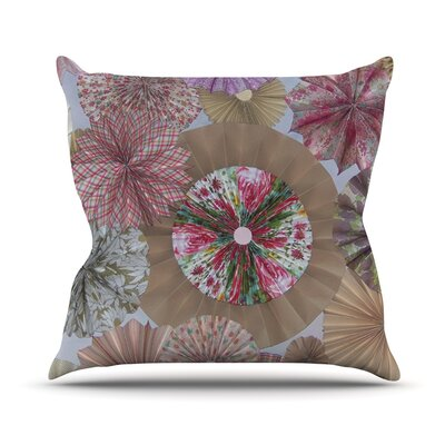 Heidi Jennings Throw Pillow Size: 16 H x 16 W x 3 D