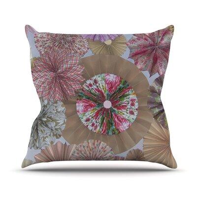 Heidi Jennings Throw Pillow Size: 18 H x 18 W x 3 D